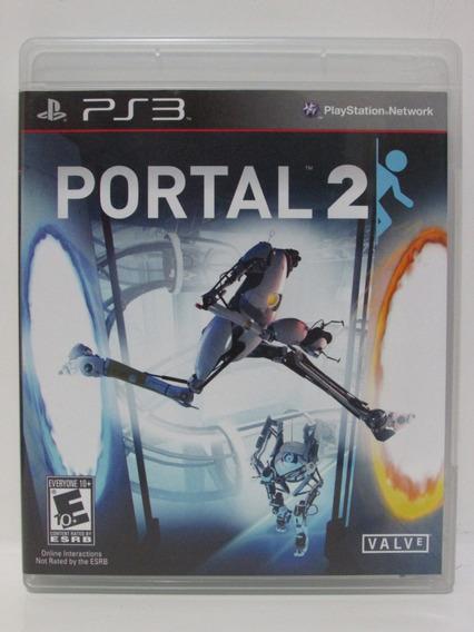 Portal 2 - Game Playstation 3 Completo Mídia Física