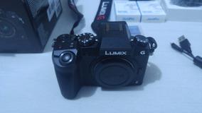 Panasonic Lumix G7 + Lente 14-42 + 3 Baterias