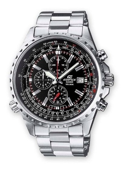 Reloj Casio ¡ Precioso! Para Piloto Aéreo Collection Edifice
