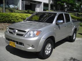 Toyota Hilux 2.7 Sr5 Mecanico 2008 4x4