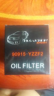 Filtro De Aceite Corolla Yaris Terios Starlet 90915-yzzf2