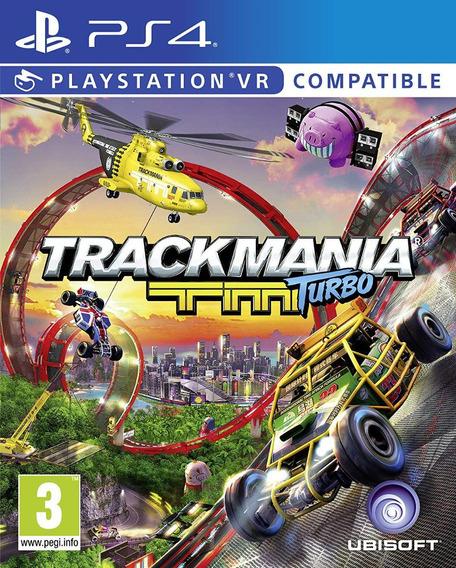 Trackmania Turbo Ps4 Nuevo