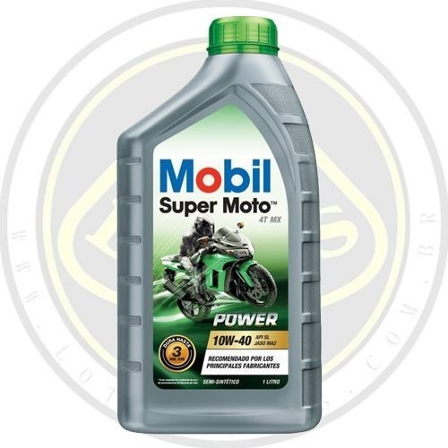 Óleo Para Motor Mobil 10w40 1l Dafra Next 250 300 018341