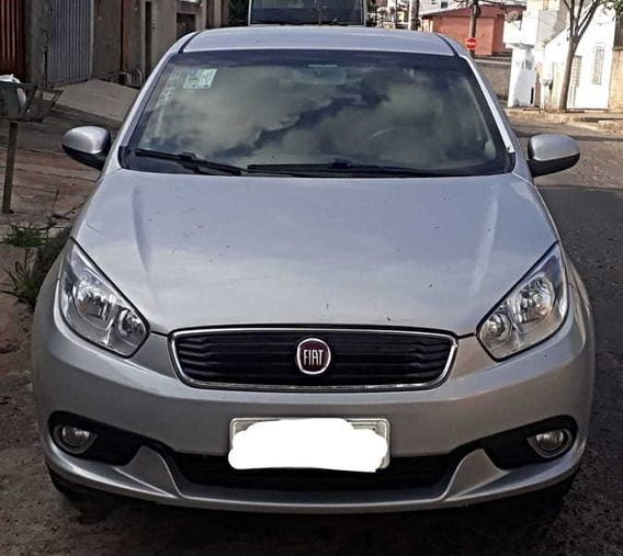 Fiat Grand Siena 1.4 Mpi Attractive 8v Flex