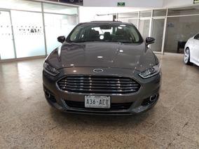 Ford Fusion 2.0 Titanium Factura Agencia Máximo Lujo Todo Pg