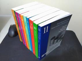Fundamentos De Matemática Elementar - Iezzi Coleção Completa