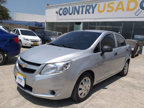 Chevrolet Sail Ls 2014 Color Plata