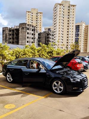 Audi A5 2.0 Tfsi Ambiente Multitronic 4p 2014