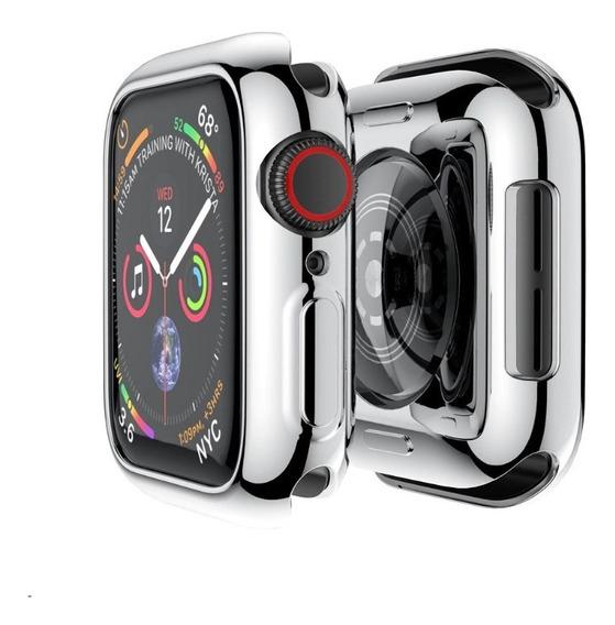Funda Flexible Apple Watch Serie 4 44mm Silicon Tpu