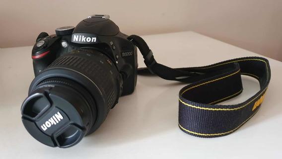Cámara Nikon Reflex D3200