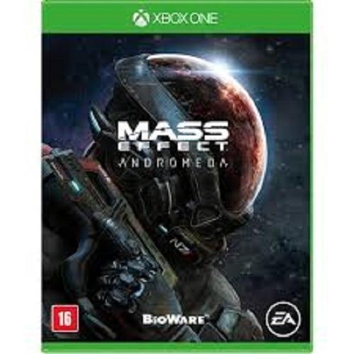 Mass Effect Andromeda Xbox One Mídia Física Lacrado Em Pt-br