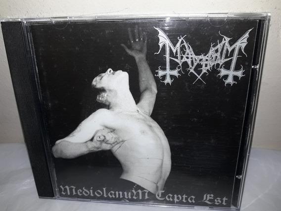 Cd Mayhen Mediolanum Capta Est 1999