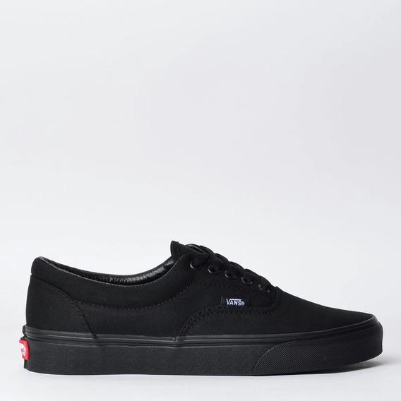 Tênis Vans U Era Black Black 12106 Original