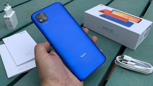Teléfono Celular Xiaomi  Redmi Note 9c - Samsung S9