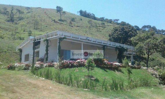 Chácara Residencial À Venda, Buquirinha, São José Dos Campos. - Ch0047
