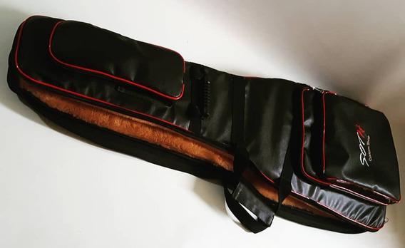 Semi-case Soth Super Luxo Para Contrabaixo