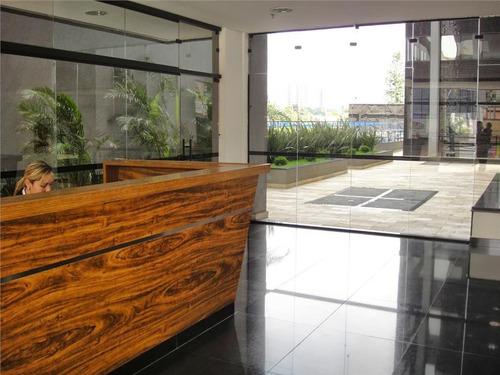 Sala Para Alugar, 45 M² Por R$ 1.850,00/mês - Centro - Santo André/sp - Sa0053