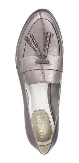 Zapatos Mocasines Kenneth Cole Originales Cuero Talle 39.5 Nuevos
