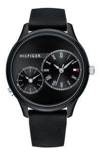 Reloj Tommy Hilfiger Mujer Meg 1782147 Silicona Sumergible