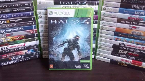 Halo 4 - Xbox 360 - Original - Português - Frete 12
