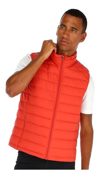 Chaleco Hombre Alysh Vibrant T55044 Color Zanahoria Xxg