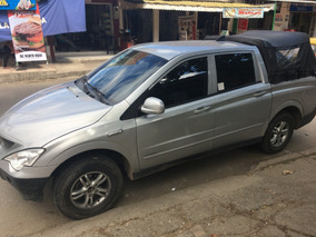 Ssangyong Actyon 4x4 Diesel