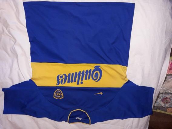 Camiseta Antigua C A Boca Jrs. Nike 2005 Original L