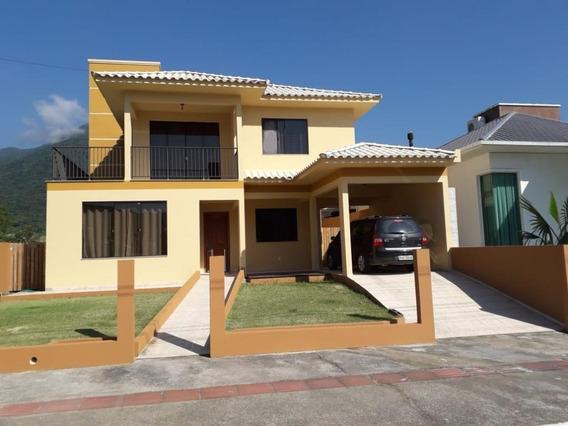 Casa Em Praia De Fora, Palhoça/sc De 230m² 5 Quartos À Venda Por R$ 580.000,00 - Ca324484