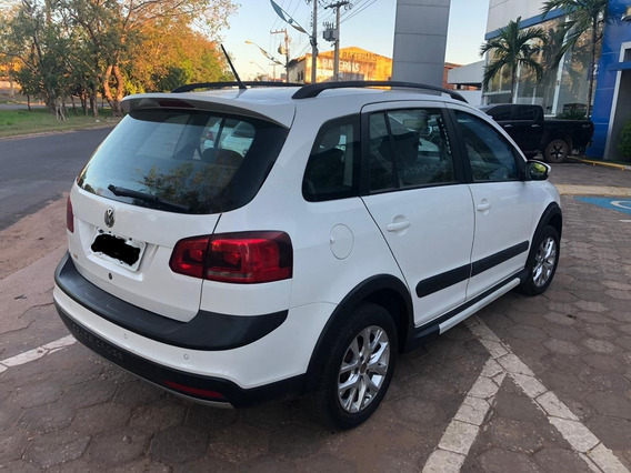 Volkswagen Space Cross 1.6 Mi 8v Flex 4p Manual 2013