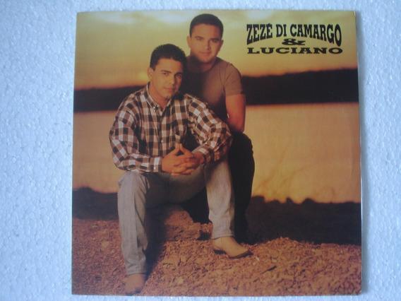 Lp Zezé Di Camargo 1996 Sem Uso Frete Grátis
