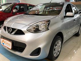 Nissan March 1.0 12v Sv 5p *única Dona*