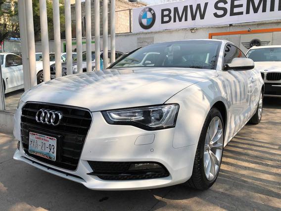 Audi A5 2.0 Spb T Luxury Multitronic Cvt 2016