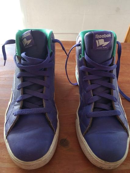 Zapatillas Reebok Royal Flag Violetas