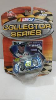 Carro De Colección Collector Series Nascar Jimmie Johnson