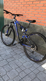 Bicicleta Mtb Slp 100 Pro R29 Doble Suspensión