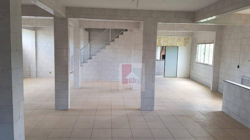 Imagem 1 de 13 de Loja À Venda, 240 M² Por R$ 250.000,00 - Porto Novo - São Gonçalo/rj - Lo0035
