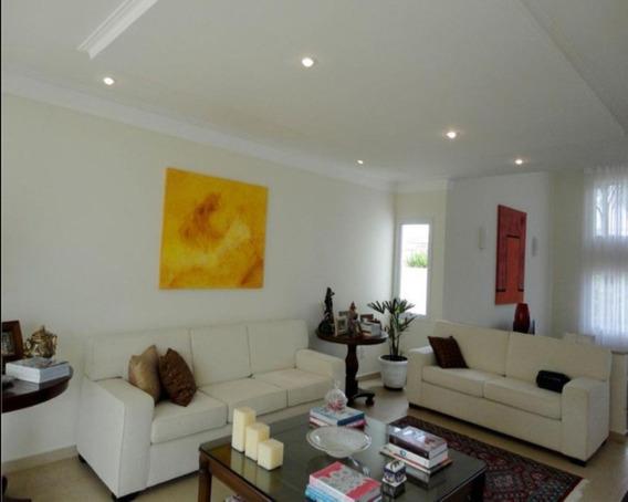 Casa Em Condomínio Fechado Para Venda Alphaville, Campinas - Imobiliária Em Campinas - Ca00754 - 34610761