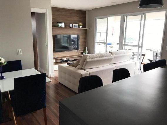 Apartamento Com 2 Dormitórios À Venda, 78 M² Por R$ 790.000 - Mooca - São Paulo/sp - Ap4808