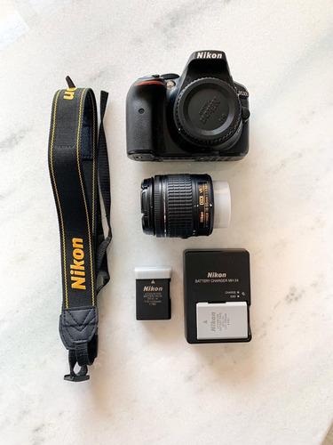 Câmera Nikon D5300 Com Lente