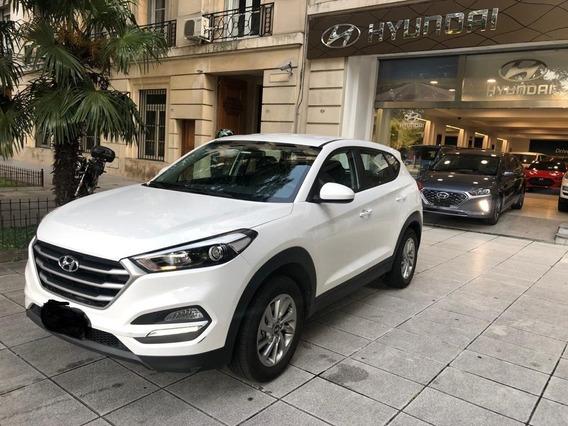 Hyundai Tucson Style 2.0 At6 2wd Año 2018