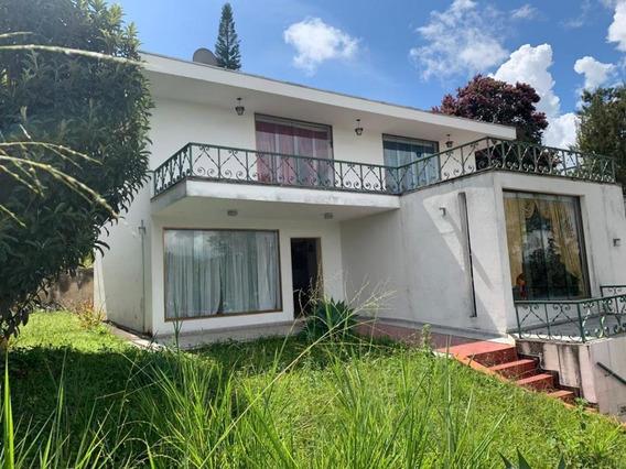 Casa En Venta El Placer Caracas 20-519