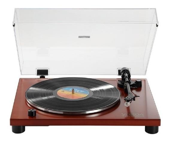 Toca Disco Voxoa T-70 Usb Phono