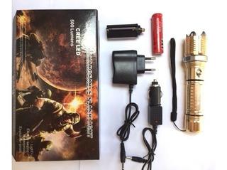 Lanterna Tática Profissional Recarregavel Police Promoção