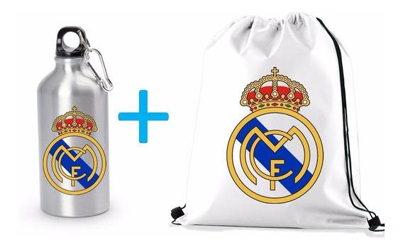 Real Madrid Combo Tula +termo