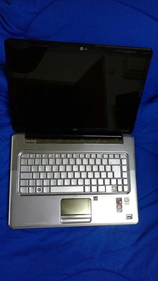 Notebook Hp Dv5 1240br P Retirada De Peças