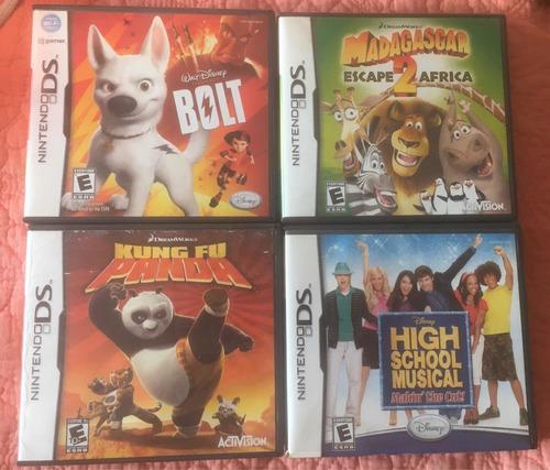 Juegos Para Nintendo Ds Originales