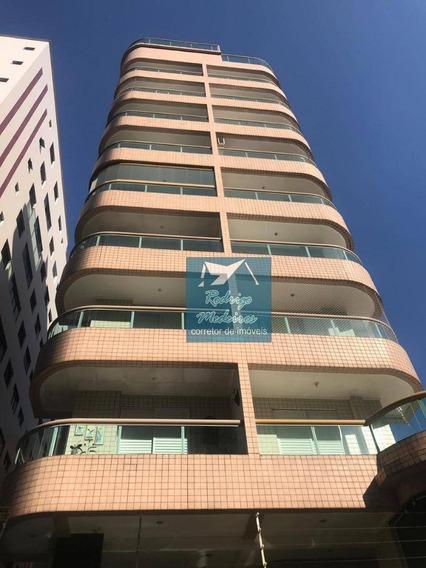 Excelente Apartamento 1 Dormitório Em Praia Grande - Ap0366