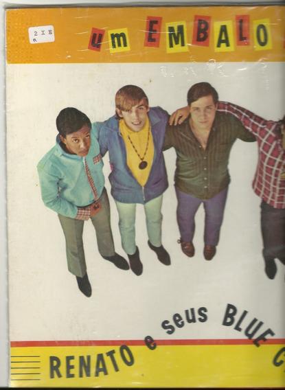 09 Lps Jovem Guarda - Renato E Seus Blue Caps - Um Embalo Ot