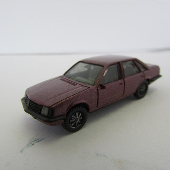 Escala 1/87 Herpa Carro Opel Senator Vinho Usado Jorgetrens