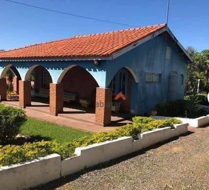 Chácara Com 3 Dormitórios À Venda, 347 M² Por R$ 950.000,00 - Chácara Dos Pinhais - Boituva/sp - Ch0004